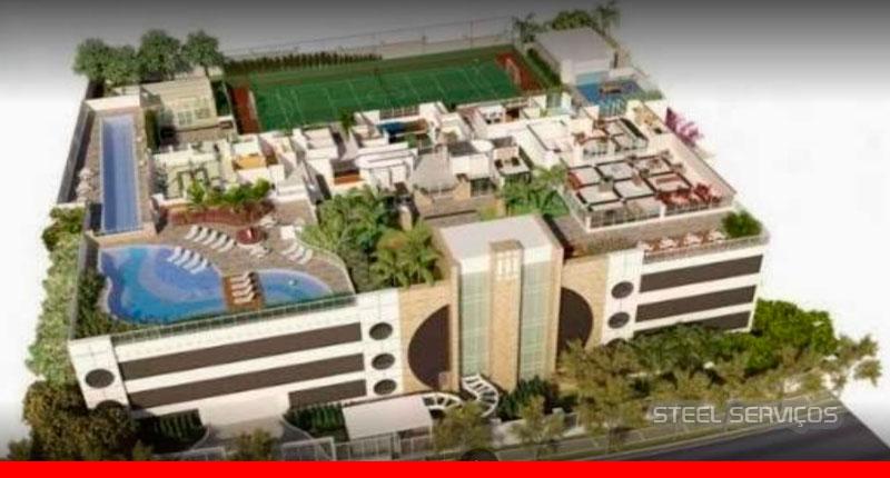 Condomínio Edifício Plaza Mayor - Tatuapé