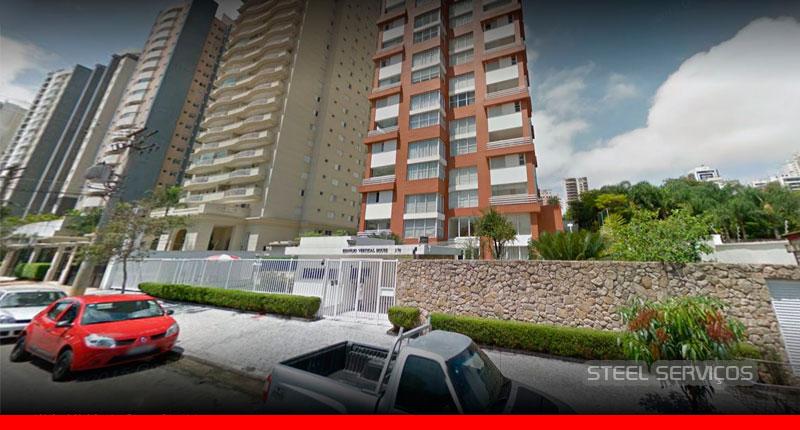 Condomínio Residencial Vertical House - Tatuapé